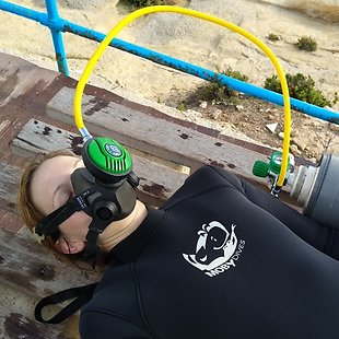 Decompression sickness (also known as caisson disease) affects mainly divers, but may also affect...