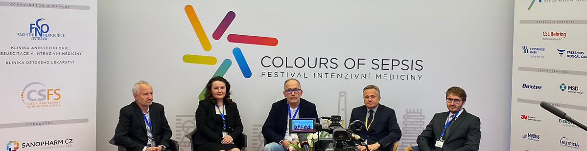 Reportáž z Colours of Sepsis 2021